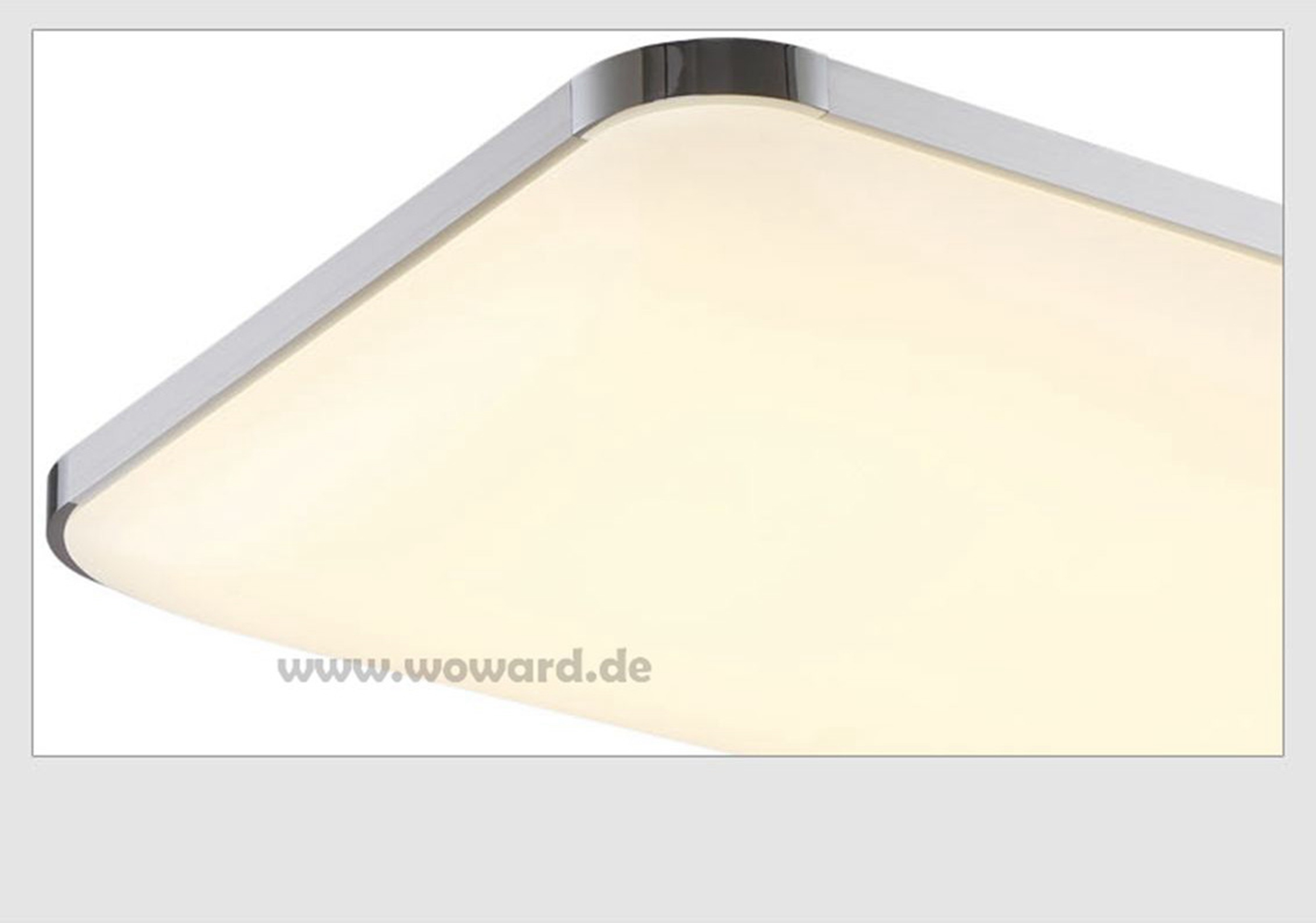 led deckenlampe deckenleuchten 12w 90w voll dimmbar wandlampe beleuchtung 500 ebay. Black Bedroom Furniture Sets. Home Design Ideas