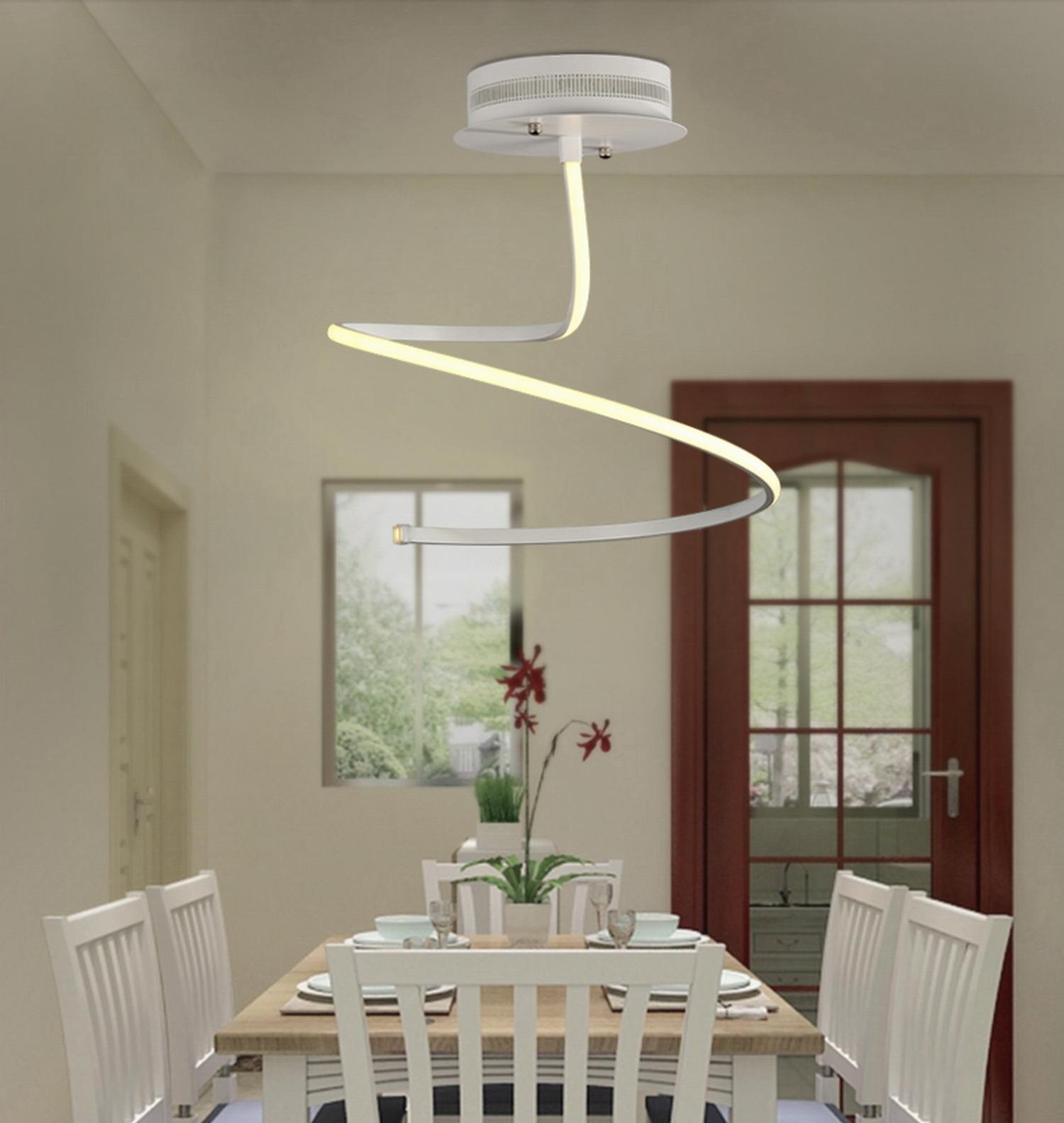 woward woward 33w led deckenleuchten design deckenlampe. Black Bedroom Furniture Sets. Home Design Ideas