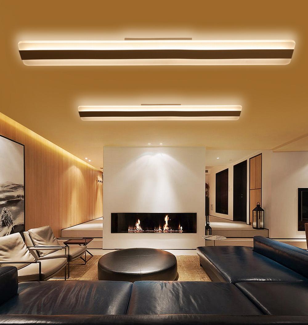 woward woward 54w led deckenleuchten design deckenlampe. Black Bedroom Furniture Sets. Home Design Ideas