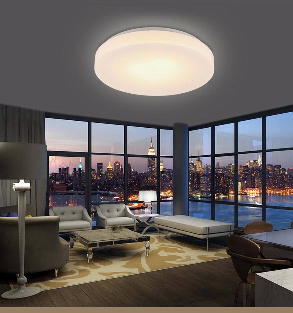 Woward - Woward 28W LED Deckenlampe Bad Küche Beleuchtung WOW-RW ...